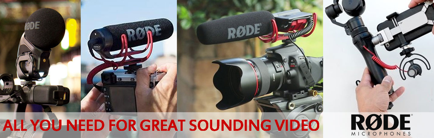 Rode - Video Microphone product